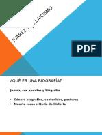 Juárez y El Laicismo