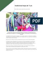 Principales Tradiciones de El Salvador