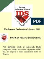 IncomeDeclarationScheme_2016_PPT