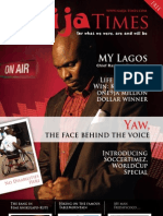 NaijaTimes June 2010