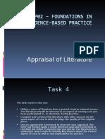 Literature Appraisal
