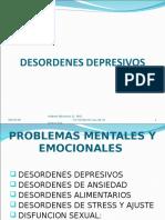 Desordenes Depresivos.pps