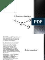 Trifluoruro de Cloro
