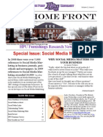 The Home Front Social Media Issue Spring 2010 Final April 12