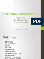 Intestinal Obstruction 3