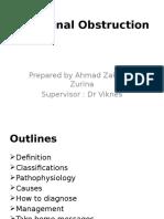 Intestinal Obstruction 4