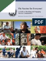 Vaccine Admin Diverse Communities