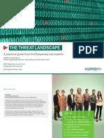 Malware Threats Landscape