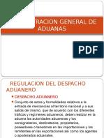 Administracion General de Aduanas