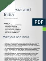 Malaysia India Macroeconomics Final 6.9.16
