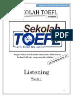 Handbook Week 1