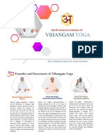North America Institute of Vihangam Yoga