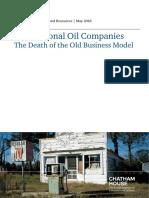 Death of IOCs