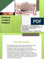 Referat Cedera Kepala