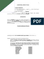 Deed of Conditional Sale - Sn felipe.docx