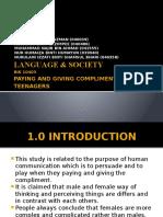 Language & Society