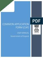 Gujarat - CAF