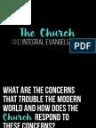 G11IB-2a Church and Integral Evangelization