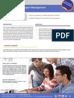 Máster en Agile Project Management