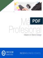 Master en Brand Design