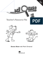 Find Out 1 Teacher's Pack
