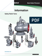 Safety Relief Valve General Information Copy