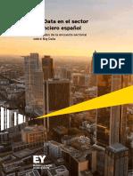 EY Big Data en El Sector Financiero Espanol