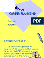 Career Planning Presentation
