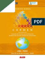 Carmen Afiche