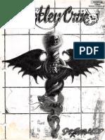 Motley Crue - Doctor Feelgood - TAB