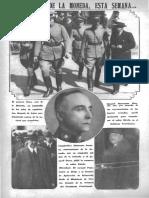 Alrededor de La Moneda 1932