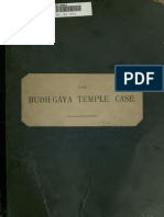 Buddhgaya Temple Case