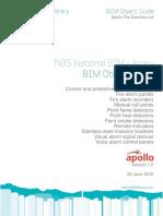 NBL Apollo Fire Detectors BIM Object