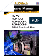 Bpmpro4 Manual En