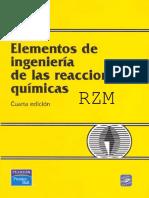 Fogler Cuarta Edicion Español
