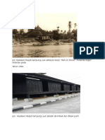 Sejarah Masjid Kampung Laut