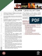 QFES Smoke Alarm Legislation (July 2007) Information Sheet