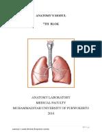 Modul Anatomi Blok 7