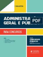 2016 Capitulo I Do Livro Adm Geral e Publica Prof Elisabete Moreira