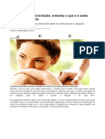 COMPLEXO DE INFERIORIDADE COMO RESOLVER.odt
