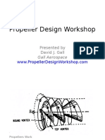 Propeller Design Workshop Part I.pps