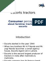 Escorts Tractors