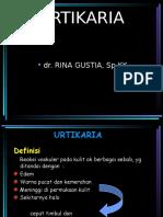 urtikaria999999.ppt