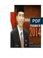 Buku Jokowi for Presiden 2014