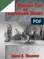 Prison Life of Jefferson Davis Sample