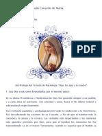 Padre Carlos Spahn - Homenaje Al Inmaculado Corazón de María