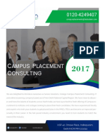 Campus Placement Offerings - Testudaan