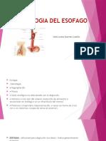 SEMIOLOGIA DEL ESOFAGO.pptx