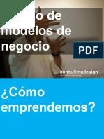 Diseño Modelo Negocios
