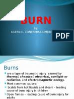 Burn - dERMATOLOGY